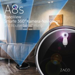 A8s mit Kameranavigation